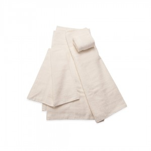 Set Serviettes Coton