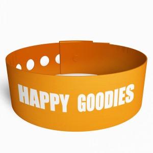 Bracelets Vinyle 1,9 cm...