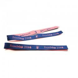 Pro Festivals Bracelets Tissus Personnalisés