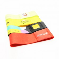 Bracelets Tissu Stretch RFID Personnalisés