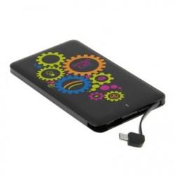 Batteries Externes T'nB® Plates Personnalisées