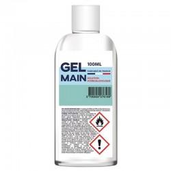 Gel Solution hydroalcoolique 100 ml